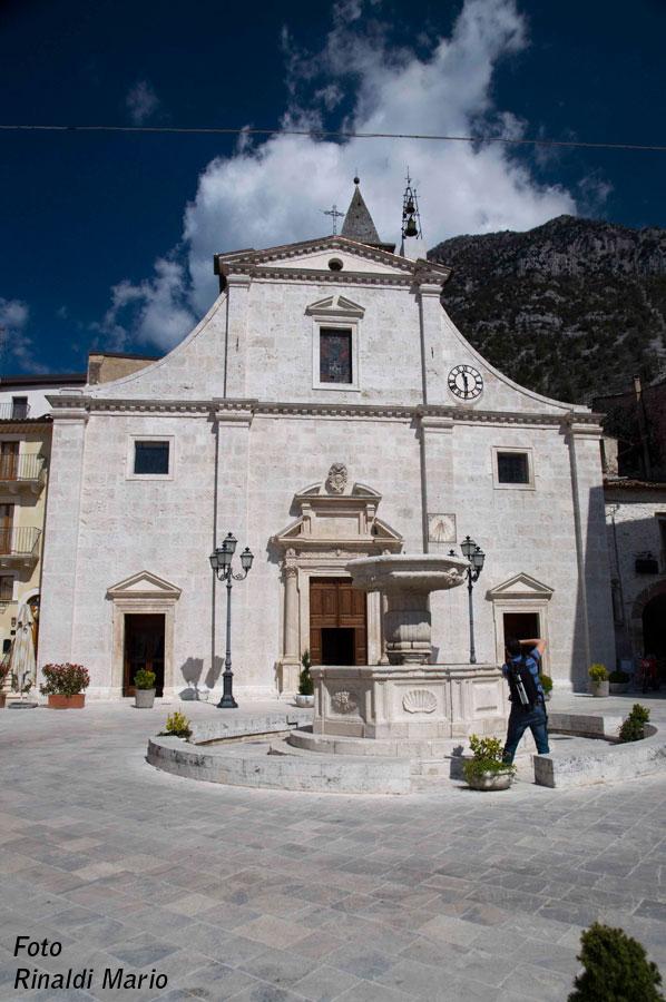 Pacentro la Chiesa(3)