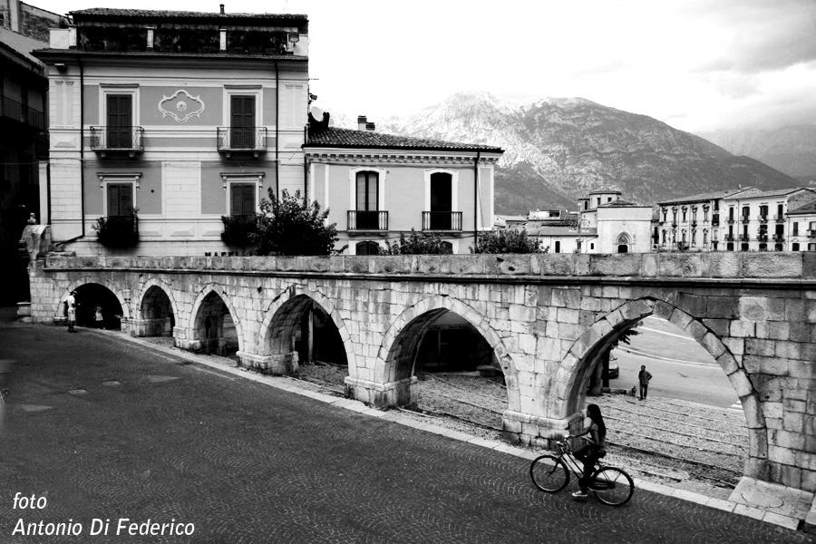 Sulmona Acquedotto medievale