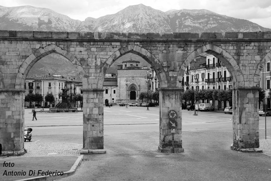 Sulmona Acquedotto medievale(3)
